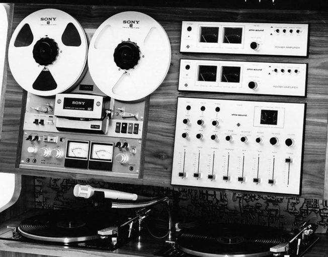 Beatdelight DJ-Reel-to-Reel-Tape-Machine